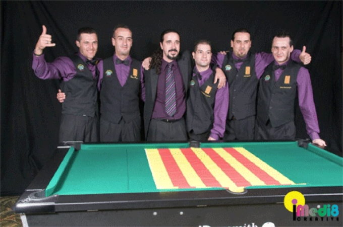 Catalunya Campiona del Món per Equips