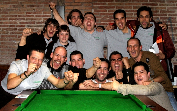 NOU CARIOCA CAMPIÓ DE LA SUPERLLIGA 2008
